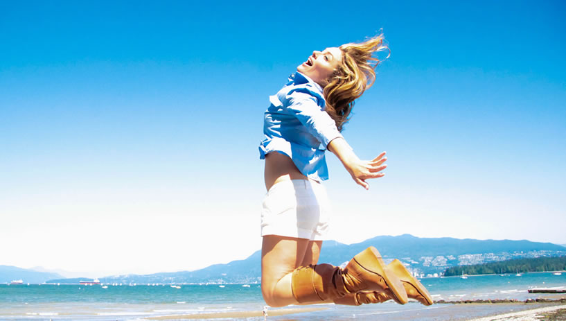 jump beach